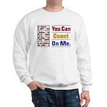 Count on Me Sweatshirt