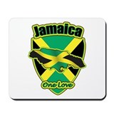 Rasta Designs Mousepad