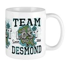 Team Desmond Small Mug