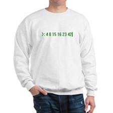 Numbers Sweatshirt