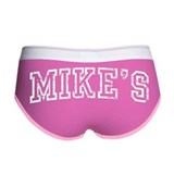 Mike's Girl Women's Boy Brief