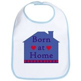 Born at Home Bib