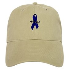 Colon Cancer Awareness Ribbon Hat