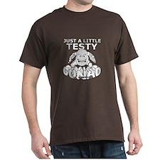 Gonad The Barbarian 'Testy' T-Shirt