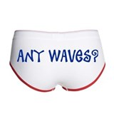Any Waves? Women's Boy Brief
