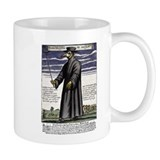 The Plague Doctor. Small Mug