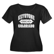 Keystone Since 1973 White T