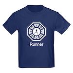 Runner Lost Kids Dark T-Shirt