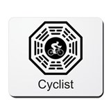 Cycling Dharma Mousepad