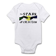 Spark of Creation Infant Bodysuit