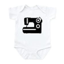Sewing machine Infant Bodysuit