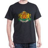 Bulgaria Coat of Arms (Front) T-Shirt