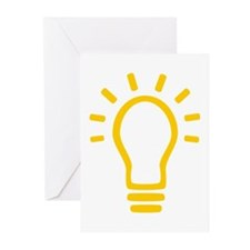 Bulb Greeting Cards (Pk of 20)