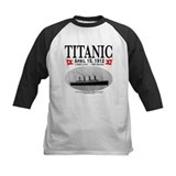 Titanic Ghost Ship (white) Tee