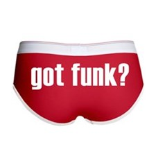 got funk? Women's Boy Brief