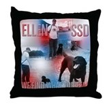 For Sherie Throw Pillow