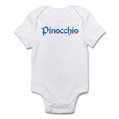 Pinocchio Infant Bodysuit