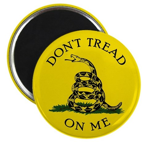 "Dont Tread On Me 2.25"" Magnet (10 pack)"