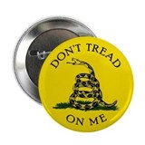 "Dont Tread On Me 2.25"" Button (100 pack)"