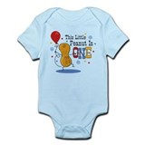 Little Peanut 1st Birthday Onesie