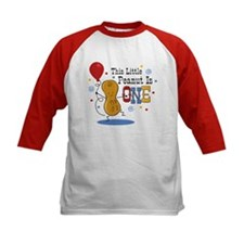 Little Peanut 1st Birthday Tee