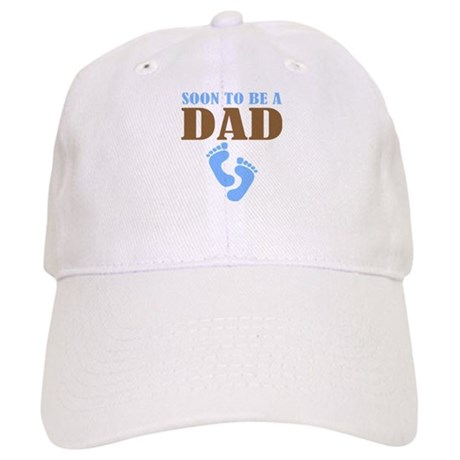 Soon To Be A Dad Cap