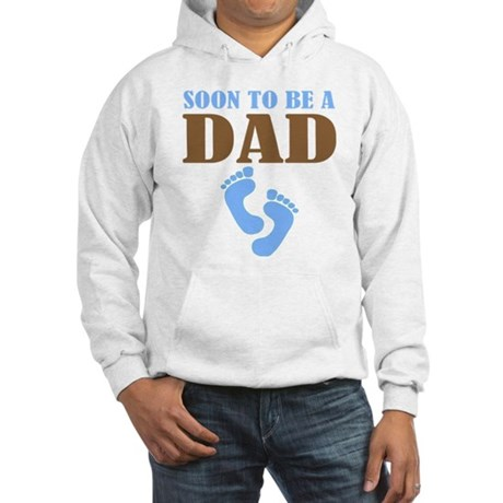 Soon To Be A Dad Hooded Sweatshirt
