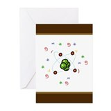 The Coffee Bean... Greeting Cards (Pk of 20)