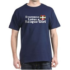 Basque Girl T-Shirt