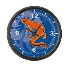 Newt Large Wall Clock