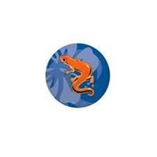 Newt Mini Button