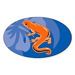Newt Sticker (Oval 10 pk)