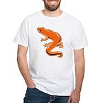Newt White T-Shirt