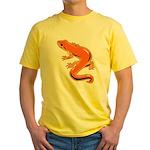 Newt Yellow T-Shirt