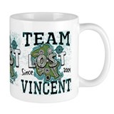 Team Vincent Small Mug