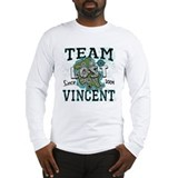 Team Vincent Long Sleeve T-Shirt