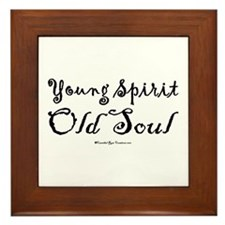 Spirit & Soul Framed Tile