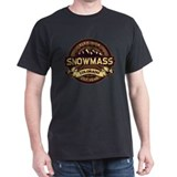 Snowmass Sepia T-Shirt