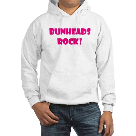 Bunheads Rock! Hooded Sweatshirt