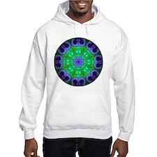 Crystalline Mandala Hoodie