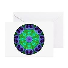 Crystalline Mandala Greeting Cards (Pk of 10)