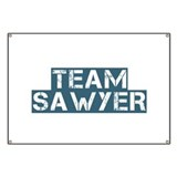Team Sawyer (Lost) Banner