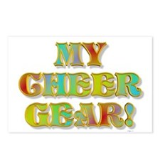 MY CHEER GEAR! Postcards (Package of 8)