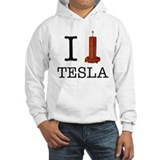 I (Heart/Coil) Tesla Jumper Hoody
