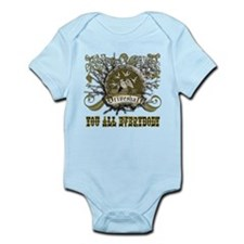 Lost Band Drive Shaft Grunge Infant Bodysuit