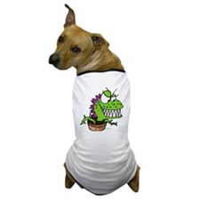 Funny Little shop of horrors Dog T-Shirt