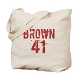 Scott Brown 41 Tote Bag