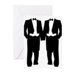 Two Tuxedos: 10 Gay Marriage Cards