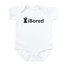 iBored Infant Bodysuit