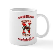 Admin Logo - Mug